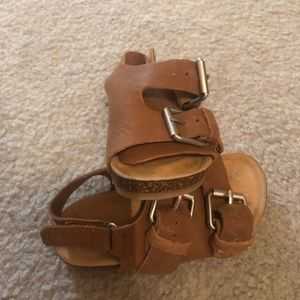 Zara toddler sandals size 4